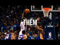 2012 Oklahoma City Thunder BIG Playoffs Commercial