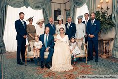 Prince Louis' Official Christening Portraits Are Here: See All 4 Stunning Photos!