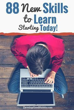 Want to maximize your free time? One of most productive uses of your spare time is to learn a new skill. This massive self education idea list covers all aspects of personal development, personal growth, communication skills, mental skills and some skills that are just awesome to know! Just think about the most successful people in the world.