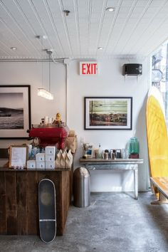 lost weekend // lower east side, new york // a surfer geek's guide to new york