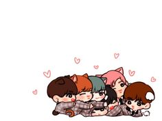Find images and videos about bts and bangtan on We Heart It - the app to get lost in what you love. V Chibi, Cute Chibi, Anime Chibi, Chibi Wallpaper, Wallpaper Backgrounds, K Pop, Kpop Diy, Kawaii, Popular Anime