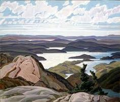 Quality print by Group Of Seven artist Franklin Carmichael - Northern Tundra; Made In Canada. Tom Thomson, Emily Carr, Group Of Seven Art, Franklin Carmichael, Types Of Work, Spring Art, Canadian Artists, Living Room Art, Art Auction