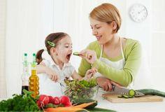 Bellyitch: Going Green: Vegetarian children guide
