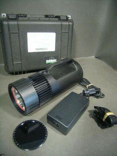 Night Hunter Flashlight- a very powerful flashlight on GovLiquidation.