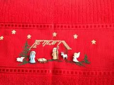 Resultado de imagen para pinterest decoracion toallas navideñas