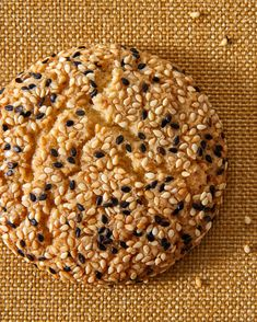 No Nuts? Bake These Sensational Sesame Cookies Healthy Cookie Recipes, Oatmeal Cookie Recipes, Healthy Cookies, Baking Recipes, Yummy Recipes, Healthy Food, Recipe For Sesame Cookies, Chip Cookies, Cookies Et Biscuits