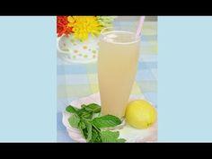 asian pear, asian pear sparkler, summer drinks, sparkling drink, lemon, mint, refreshing drink