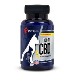 Check out the CBD Superstore to find the purest CBD pills for your furry friends. From the Pure Pet line, Hemp Depot offers these fast digesting pills