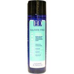 Keratin Shampoo Sulfate Free