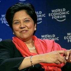 One of the 15 women running a Fortune 500 company is Indra Nooyi, the chairman and CEO of PepsiCo, which has the world's largest portfolio of billion-dollar food and beverage brands, including 19 different products that each generate more than one billion in annual sales.