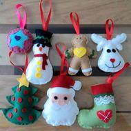 Enfeites para Arvore de Natal  http://juliamagioni.tanlup.com
