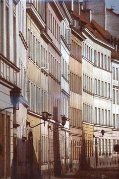 Franco Fontana, Untitled, Varsavia, 1976