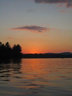 Sacandaga Lake, NY