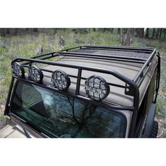 GOBI USA® Ranger Roof Rack System for 97-06 Jeep® Wrangler TJ