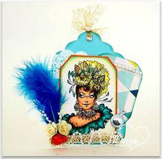 Latinas Arts and Crafts: Reto #23 Ladies - Damas