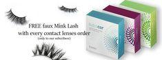 Grab your best colour and GET FREE FAUX MINK LASH. Subscribe now! #solotica_melbourne billionairebeauties.com