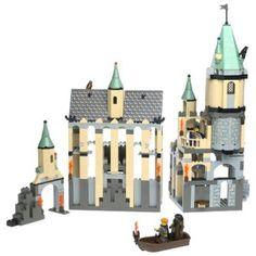 LEGO Harry Potter Hogwarts Castle  Harry Potter Hogwart's Castle Lego Set will delight your children. Hours of fun for Harry Potter fans...