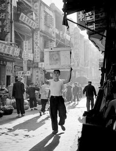 Documentary Photographs of Old Hong Kong from the 50s to the 70s! · Lomography