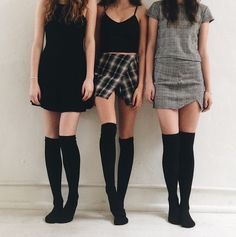 if i could just have a plaid skirt like that one in the middle my life would be…
