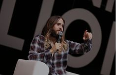 Jared leto cannes lions festival 18th June 2014