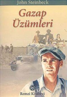 Gazap Üzümleri - John Steinbeck | D&R : Kitap