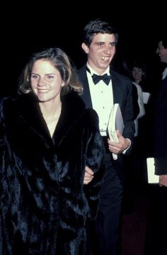Michael Kennedy and Vicki Gifford during 5th Kennedy Center Honors in Washington D.C.