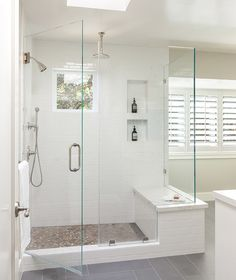 37 Walk In Showers That Add A Touch of Class and Boost Aesthetics ...