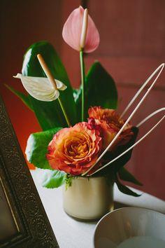 Summer Open House  Photo by Amber Vickery Photography #BrodieHomestead #eventvenue #weddingvenue #weddingideas #flowers #color