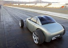 Volvo T6 Roadster Concept Rear