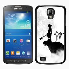 Buy Great Quality Samsung Galaxy S4 Active i9295 Case ,kingdom hearts Black Samsung Galaxy S4 Active i9295 Cover Case Hot Sale Phone Case Unique And Beatiful Designed NEW for 3.59 USD | Reusell