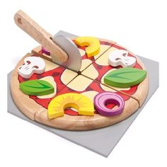 Le Toy Van Honeybake Create Your own Oven Fresh Pizza Playset