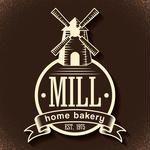 Vintage Mill Logo | Vetores e Fotos | Baixar gratis