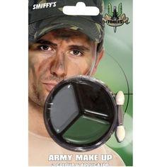 Army sminke | Camouflage | sløringscreme | ansigtsmaling 29kr