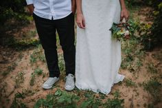 Weeding bouquet by Magnolia and Co. Photo: Diez Bordons