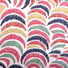 John Robshaw Designer Collection // Duralee // Madder - Coral 21042-215