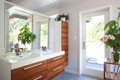 New master bathroom - midcentury - bathroom - san francisco - Klopf Architecture