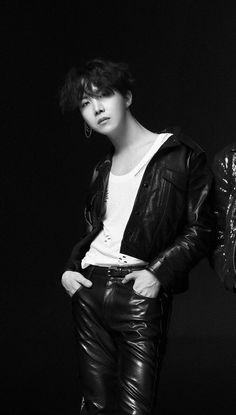 BTS #방탄소년단 #LOVE_YOURSELF 轉 'Tear' Concept Photo R version #JHOPE