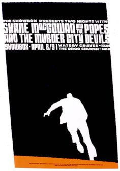 GigPosters.com - Rocket From The Crypt - Shane Macgowan And The Popes - Murder City Devils