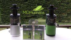 Oferta extractor de zumos MOHumans Premium.