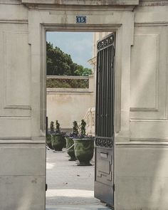 I don't know about you but I think that Anduze urns always add a touch of French class to any garden decor. Paris Packing, Visit Singapore, French Collection, French Classic, Paris Shopping, French Countryside, South Of France, France Travel, City Lights