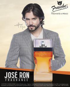 Fragancia Urban de José Ron. Jose Ron, Fictional Characters, Fragrance, Health, Beauty