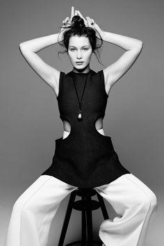 "senyahearts: ""Bella Hadid for Love Magazine Issue 13 Photographed by: Sølve Sundsbø """