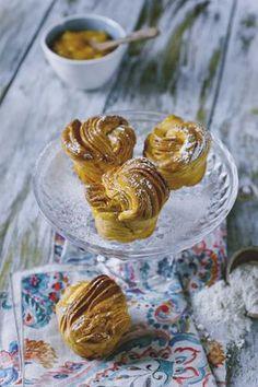 Cruffin: Hai mai assaggiato i #cruffin? A metà tra #croissant e #muffin, queste dolci delizie d'oltreoceano ci stanno conquistando grazie alla loro bontà: provali!