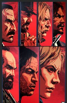 Red Dead Redemption 2 artworks spotted around New Yorks subway stations by Rockstar Games senior illustrator Roxie Vizcarra Video Game Art, Video Games, Red Dead Redemption 1, Read Dead, Rockstar Games, Ps4 Games, Wild West, Lord, Artwork