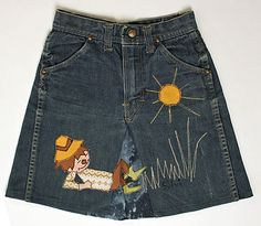 Skirt Serendipity 3 (American, opened 1954) Date: 1977