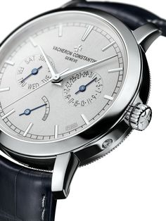 Vacheron Constantin Traditionnelle Day-Date & Power Reserve Collection Excellence Platine.