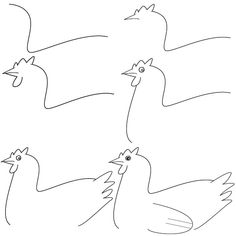 une poule unit 2 pinterest animaux comment and 3