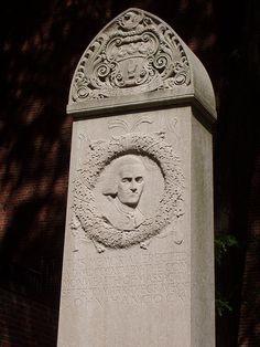 John Hancock Memorial Marker, Granary Burial Ground, Boston, Massachusetts - Granary Burying Ground - Wikipedia, the free encyclopedia