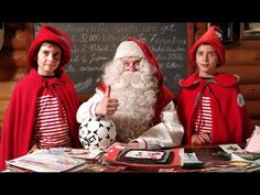 Santa Claus Football Cup in Rovaniemi in Finland