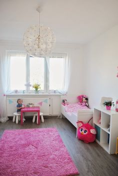 Home number 206: dětský pokoj